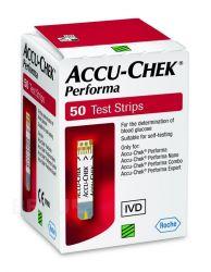 Accu Chek Performa Teststreifen 50 Stück