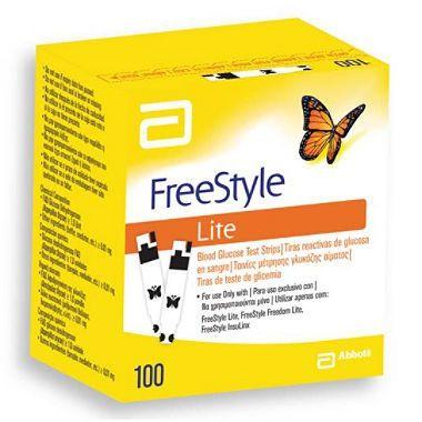 FreeStyle Lite Teststreifen 100 Stück Abbott